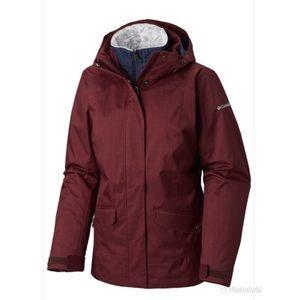 Columbia Women's Interchange Jacket